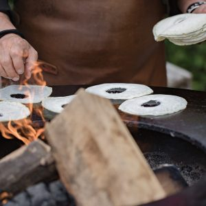 cuisson chips céleri