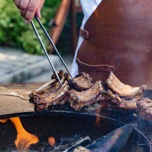 cuisson travers de porc